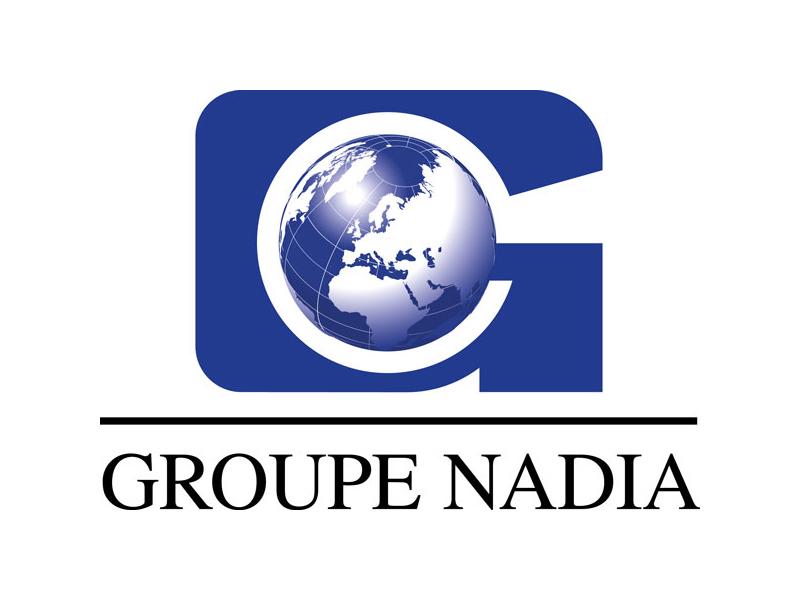 Logo Groupe Nadia vectorise