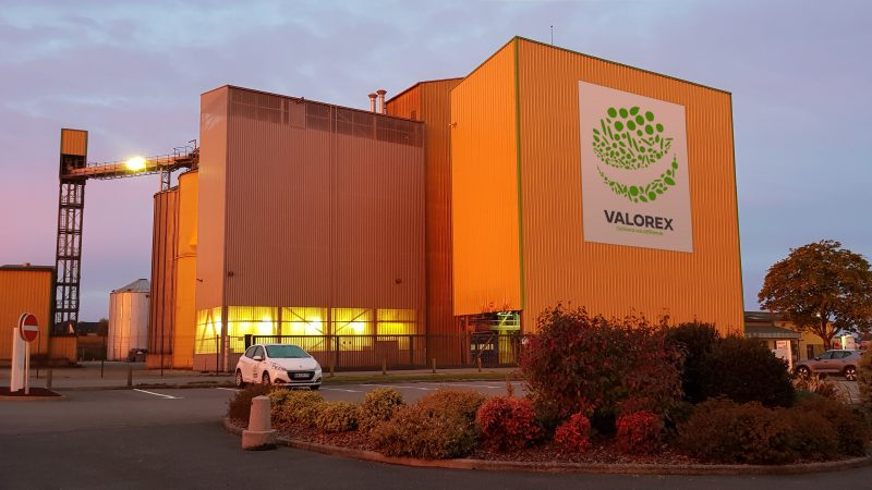 Valorex-usine